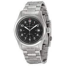 Hamilton Khaki Stainless Steel Mens Automatic Watch H70455133-AU