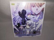 PC Game MELTY BLOOD Act Cadenza Limited Edition Version B w/Music CD