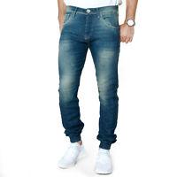 Jack & Jones Herren Slim Fit Stretch Jogg Jeans Joggings Hose | W30 L32