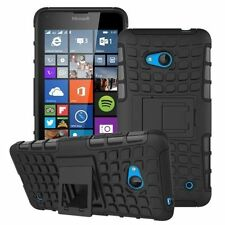 Rigid Plastic Mobile Phone Cases, Covers & Skins for Nokia with Kickstand