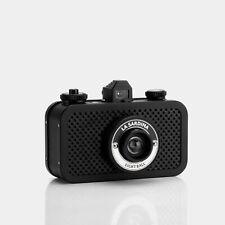 Lomography La Sardina 8 Ball Edition 35mm Point and Shoot Film Camera