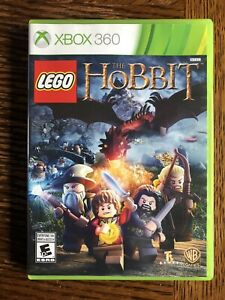 LEGO The Hobbit (Microsoft Xbox 360, 2014) Complete And Tested