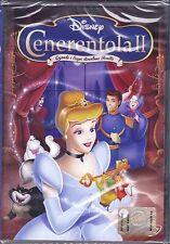 Dvd Disney CENERENTOLA 2 ♥ QUANDO I SOGNI DIVENTANO REALTÀ nuovo 2002