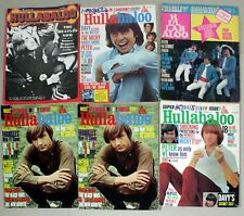 Beatles Teen Magazine Lot-Monkees Etc-Hullabaloo-1960s-ESTW