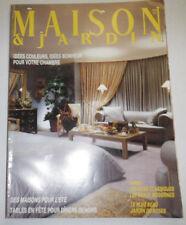 Maison & Jardin French Magazine Idees Couleurs No.20 June 1984 101414R1