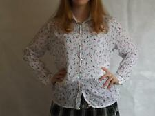 1980s 100% Cotton Vintage Tops & Blouses for Women