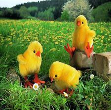 Kosen Chick Piep Piep Mohair Bird 5300 Stuffed Animal Easter Basket Spring Gift