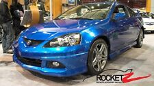 05-06 Acura RSX A Spec Style Front + Rear Bumper Lip Body Kit Combo USA CANADA