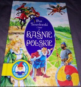 PAN TWARDOWSKI I INNE BASNIE POLSKIE   Hardback 2012   antykwariat