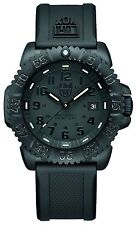 Luminox Men's 3051.BO Navy Seal Colormark Quartz Black Rubber Strap 44mm Watch