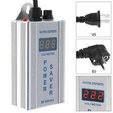 36KW LED Power Saver Energy Saving Box 90-250V Electricity Bill Killer Up to 35%