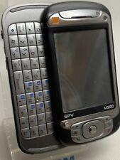 HTC SPV M3100 Negro (Naranja) Teléfono Móvil