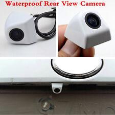 Car SUV Night Vision Rear View Reversing Backup HD White Camera 170° Waterproof