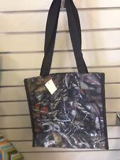 Camo Real Tree Print Gym Carry on Tote Bag: 11 x 12x5