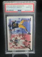 2000 Skybox Dominion Carmazzi Tom Brady ROOKIE RC #234 PSA 10 GEM MINT Look