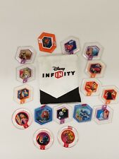 Disney Infinity Loot Bag!! RARE with 16 power Disc Reversible FREE FAST SHIPPING