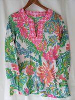 Lilly Pulitzer Casa Marina Amelia Island Tunic XS