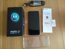 Motorola Moto G8 Power Lite - 64GB - Royal Blue (Unlocked) (Dual SIM)