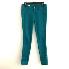 Volcom women's juniors sz 5 pants leggings Volstone stretch skinny