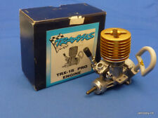 Traxxas TRX-15 Pro Engine with Pull-Start Gold Heatsink Head Stampede Rustler