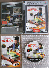 FIFA STREET sur Sony Playstion 2 PS2