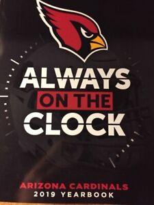 2019 ARIZONA CARDINALS YEARBOOK PROGRAM 2020 SUPER BOWL 54 ? NFL KYLE MURRAY