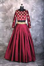 Latest Indian Fancy New Bollywood Designer Party Wear Embroidered Lehenga Choli