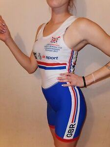 Mizuno Womens Rowing Suit Size M