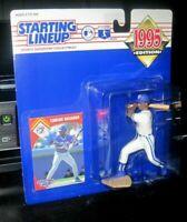 Starting Lineup Carlos Delgado sports figure 1995 Kenner Blue Jays SLU MLB