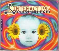 Interactive - Forever Young - CDM - 1994 - Eurodance 4TR Alphaville cover