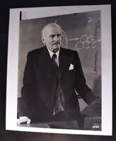 Laurence Olivier Signed Autograph Photograph.  LIFETIME COA THE BOYS FROM BRAZIL