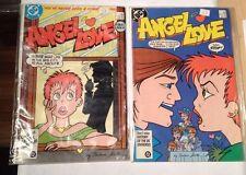 Angel Love # 1,2 Dc Comics