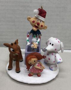 2007 Hallmark Keepsake Island of the Misfit Toys Rudolph No Box