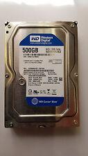 HDD Festplatte Western Digital WD Blue 500 GB SATA 3,5 Zoll WD500AAKX