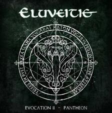 Eluveitie Evocation II - Pantheon CD 2017 Nuclear Blast