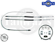 68-72 Malibu Parking Brake Cable with THM400 STAINLESS