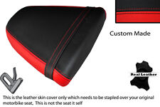 RED & BLACK CUSTOM FITS SUZUKI SRAD GSXR 96-00 600 750 REAR SEAT COVER