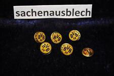5 x Logopin Fussball Pins Borussia Dortmund BVB