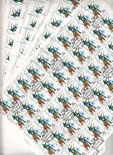 CCCP 25 Feuilles Sheets 50TP/stamps Championat du monde de TIR 1990 URSS