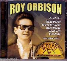 ROY ORBISON 50th Anniversary Edition Sun Records CD Classic 60s Rock DEVIL DOLL