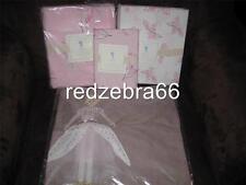 Pottery Barn Kids Alexa Butterfly Twin Duvet Cover+Sheet+Deco Sham+Set 6-pc NEW