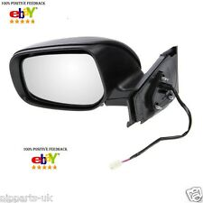 TOYOTA YARIS 2006 -2013 ELECTRIC DOOR WING MIRROR LH LEFT PASSENGER SIDE N/S