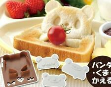 Kuchenform Brot Sandwich Ausstechform  Cutter Panda Form Prägen DIY Mould