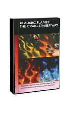 Realistic Flames the Craig Fraser Way Airbrush Painting DVD by Airbrush Action