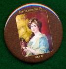 Denver Brewing STYLE RP *PIN* Colorado BeerAdvertising  Victorian Lady
