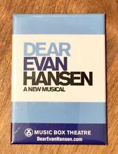 'Dear Evan Hansen' Magnet (used)