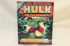 MARVEL TREASURY EDITION 5 INCREDIBLE HULK ON THE RAMPAGE COLLECTORS OVERSIZE