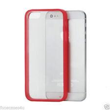 Carcasas Para iPhone 5s en color principal rojo para teléfonos móviles y PDAs