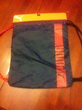 Puma Nylon Carry Sack Duffle Bag. Revert Carry Sack New Navy