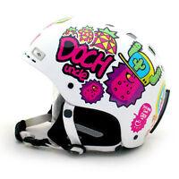 Decal Stickers For Helmet Motorcycle Biker Snowboard Custom Stickers DOCH 01
